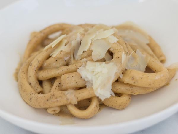 ORZO Event - Sparkling Sundays - Delicious pasta of the set menu