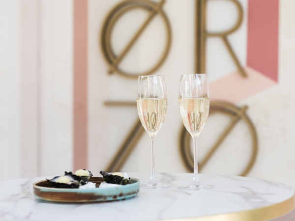 ORZO Event - Sparkling Sundays - Prosecco and oysters